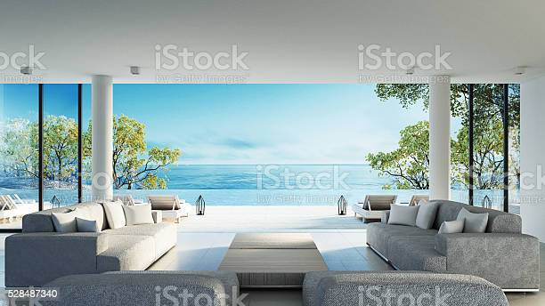 Photo of Beach living on Sea view