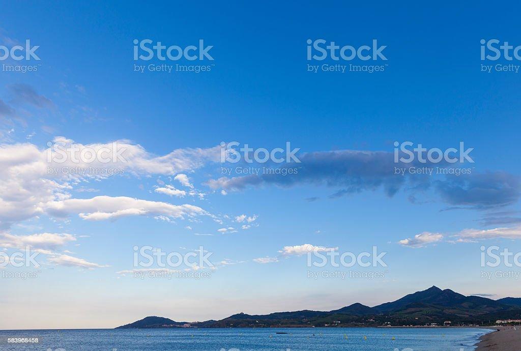 Beach of Argelès-sur-Mer - Photo