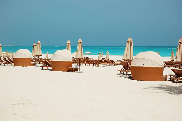 Strand Luxus hotel, Abu Dhabi, VAE – Foto