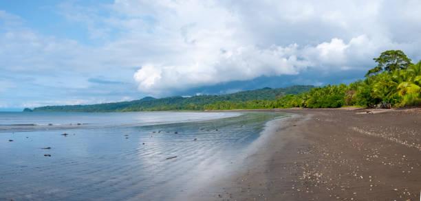 Strand auf kolumbianische Pazifikküste – Foto