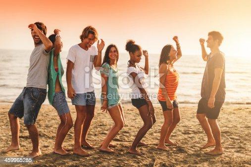 istock Beach party 459965285