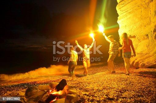 471113366istockphoto Beach party 616902860