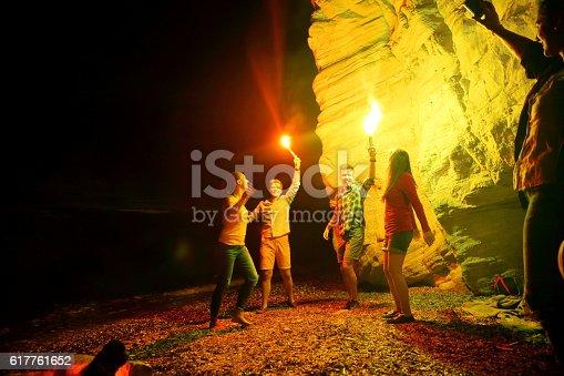 471113366istockphoto Beach party 617761652