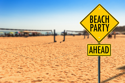 Pearly Gates: Pearly Beach Party