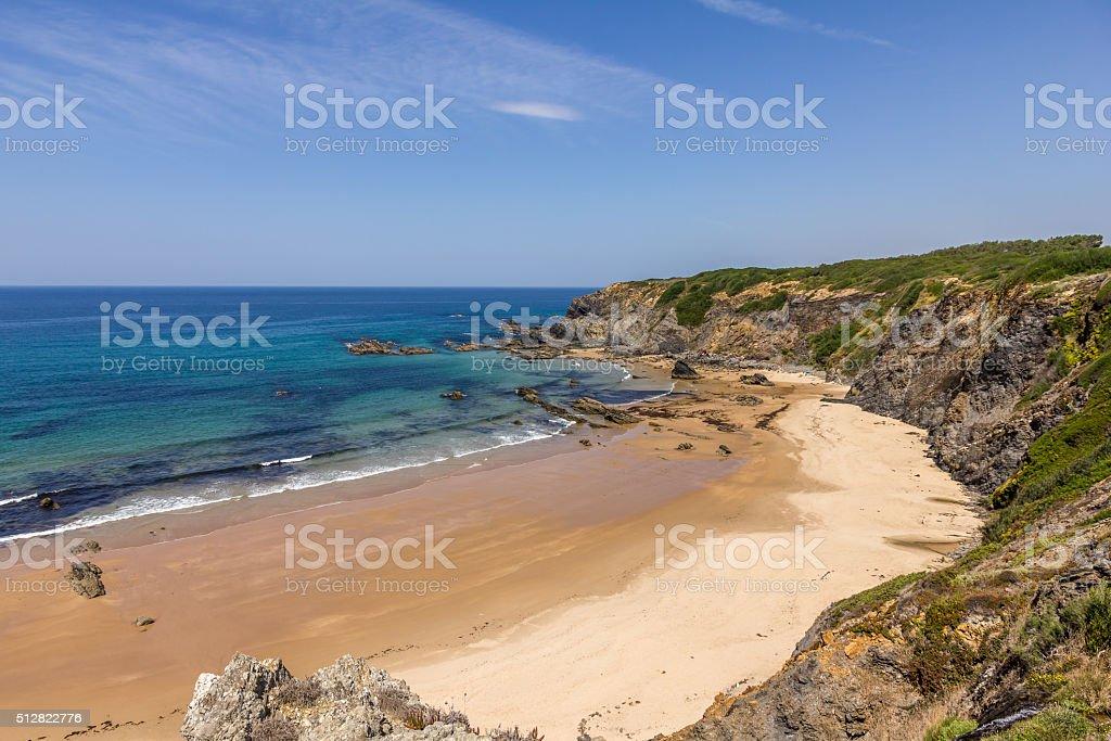 Strand Durchgang des Vicentina Strecke in Alentejo Portugal 2 – Foto