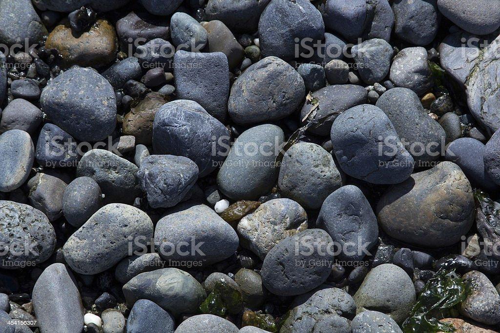 Beach Pebbles royalty-free stock photo