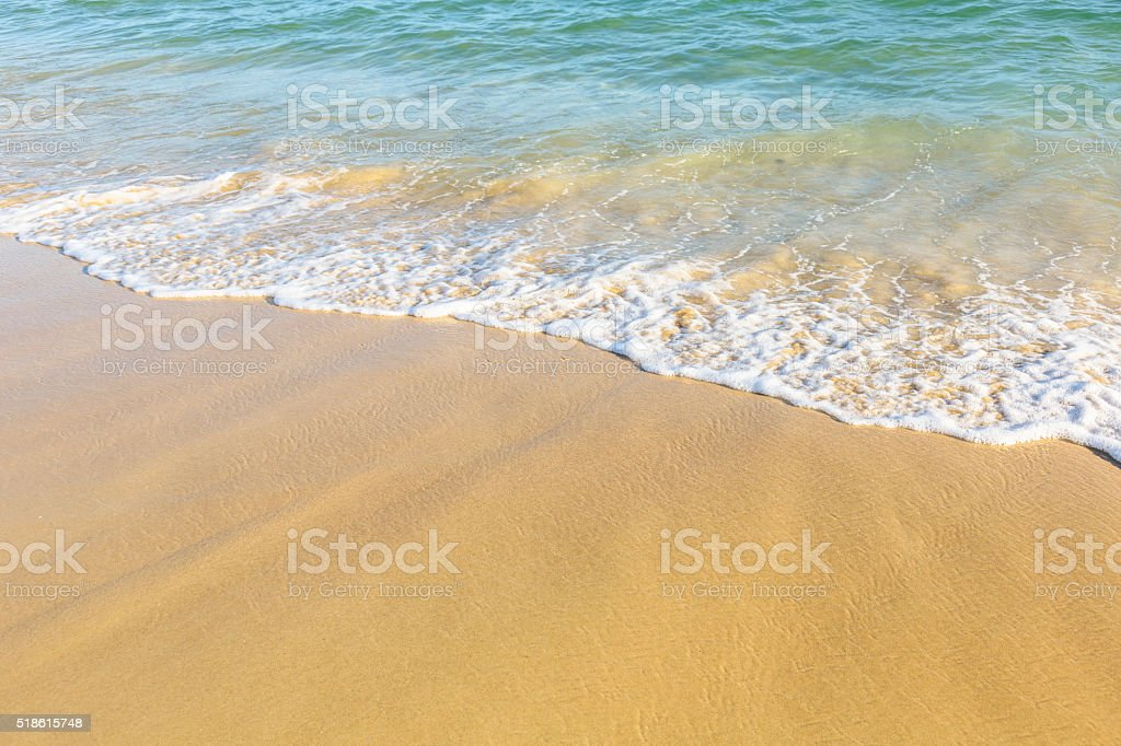 Beach stock photo