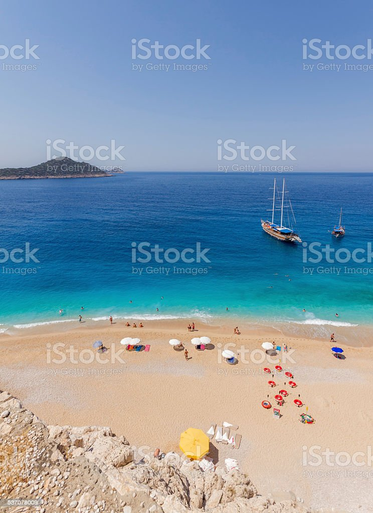 Beach stok fotoğrafı