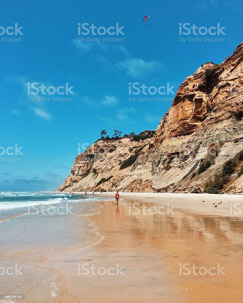 Beach royaltyfri bildbanksbilder
