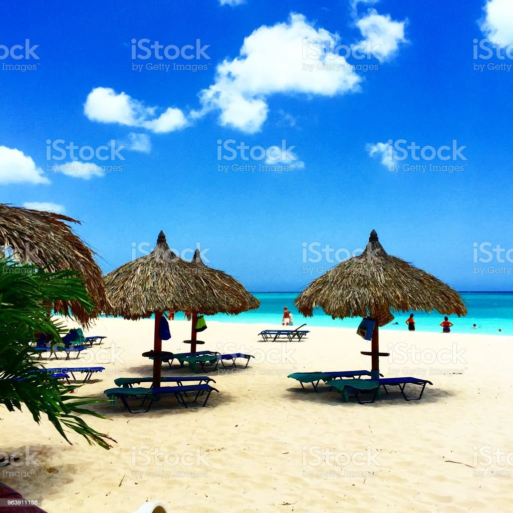Beach - Royalty-free Beach Stock Photo