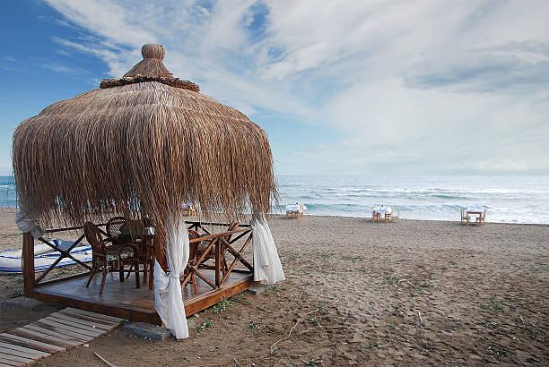 Beach-Restaurant – Foto