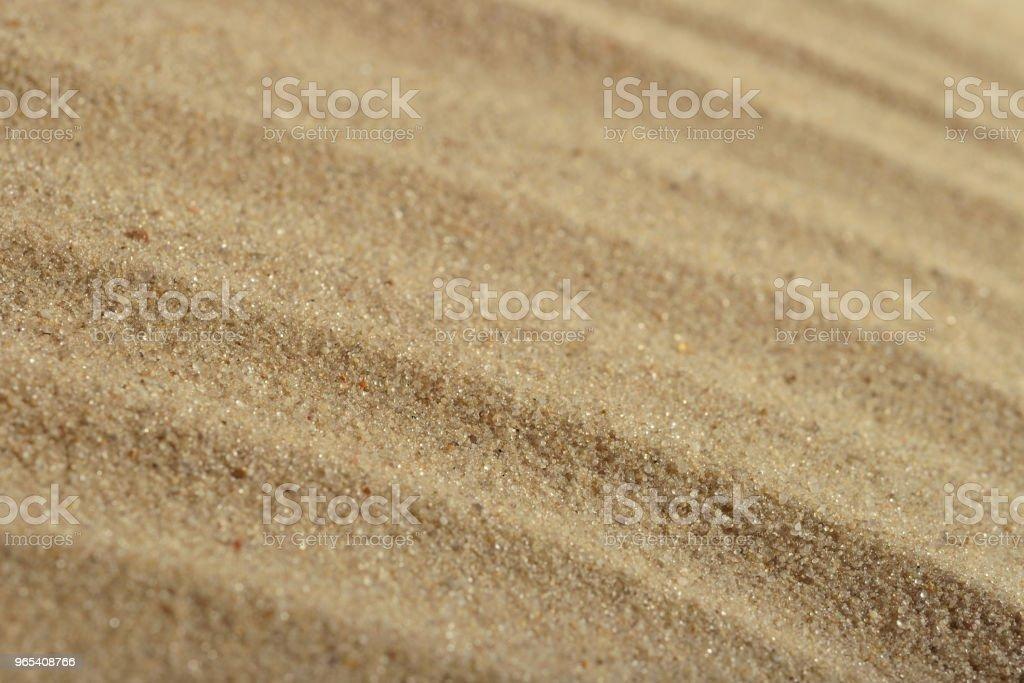 배경 질감으로 해변 모래 - 로열티 프리 0명 스톡 사진