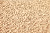 Tropical beach sand as background