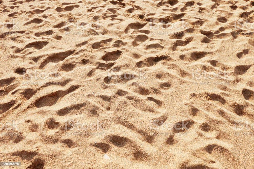 해변 모래 배경기술 - 로열티 프리 0명 스톡 사진