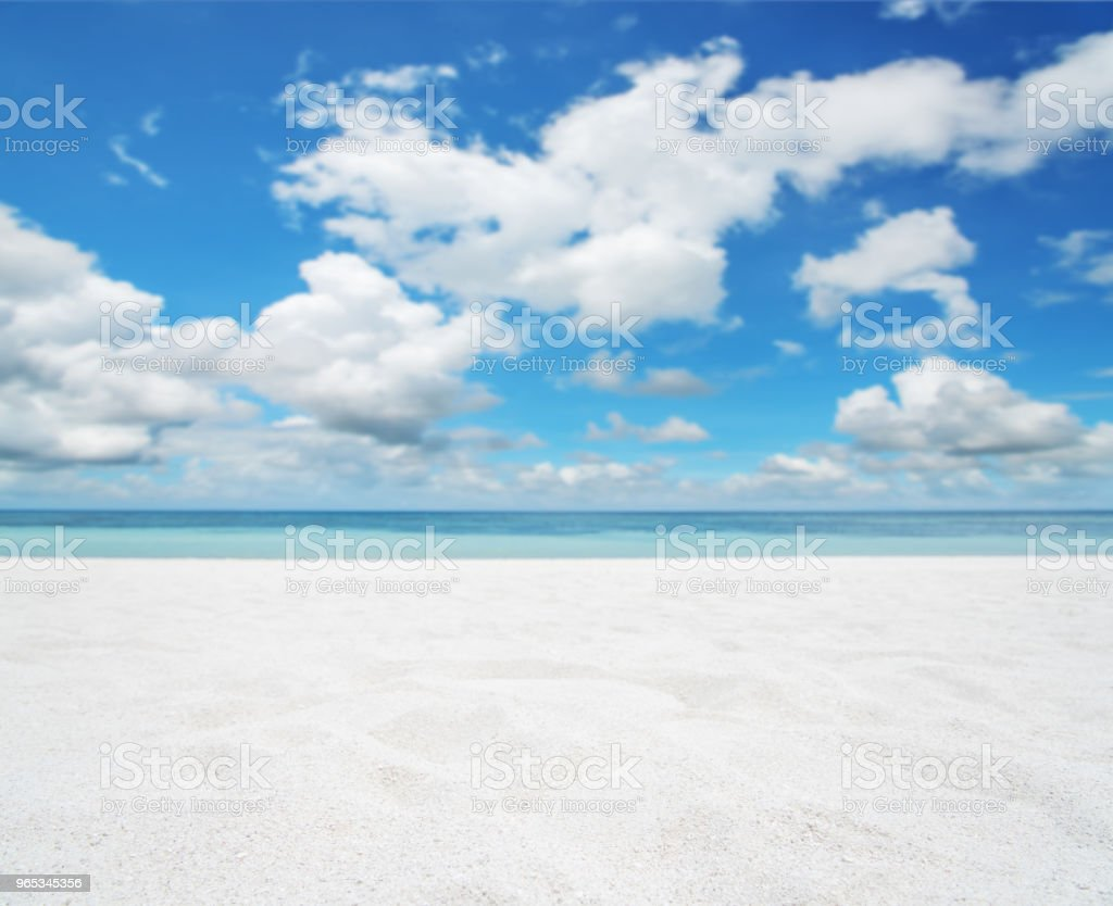 Beach Sand Design Element royalty-free stock photo