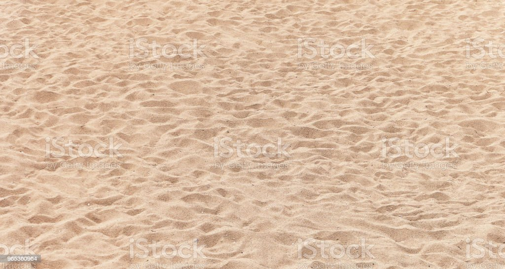 비치 모래 - 로열티 프리 0명 스톡 사진