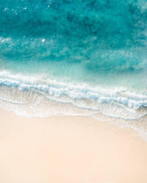strand scener på guld kusten - golf sommar skugga bildbanksfoton och bilder