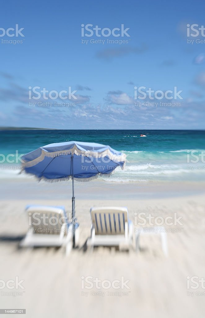 Beach scenic attraction royalty-free stock photo