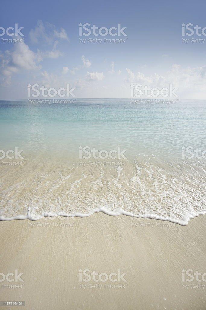 Serie de playa - foto de stock