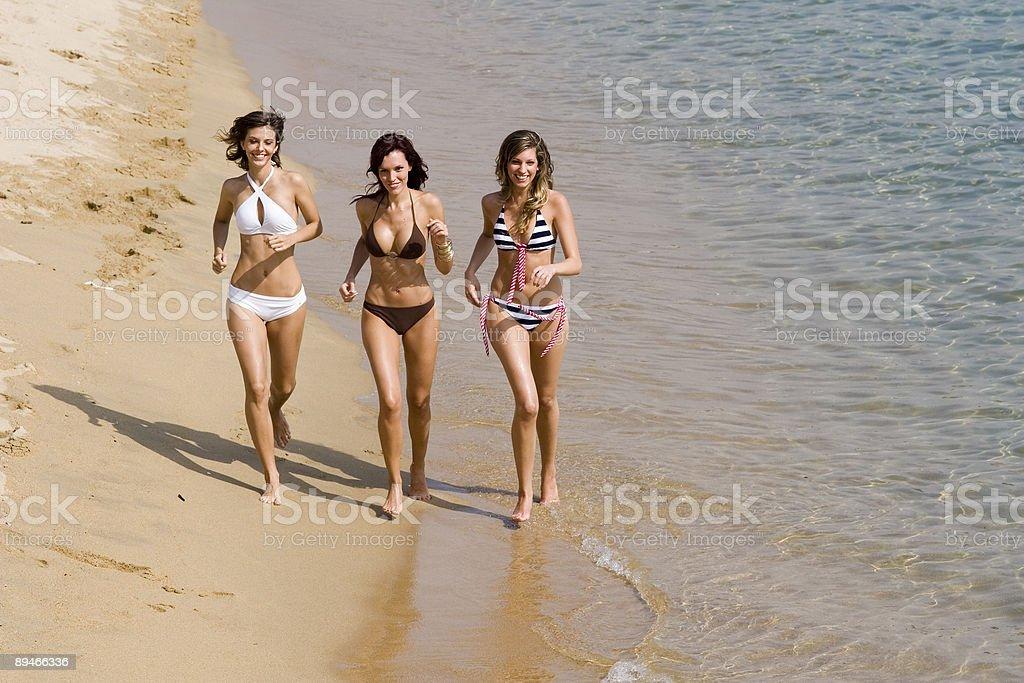 beach sport royalty-free stock photo