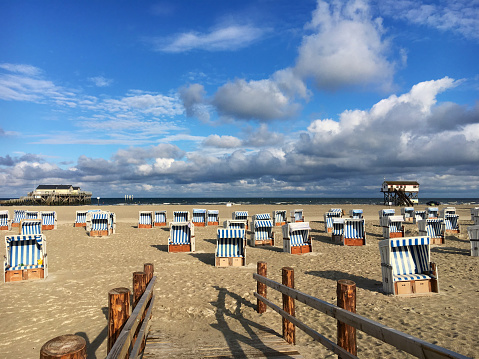 Beach St. Peter-Ording