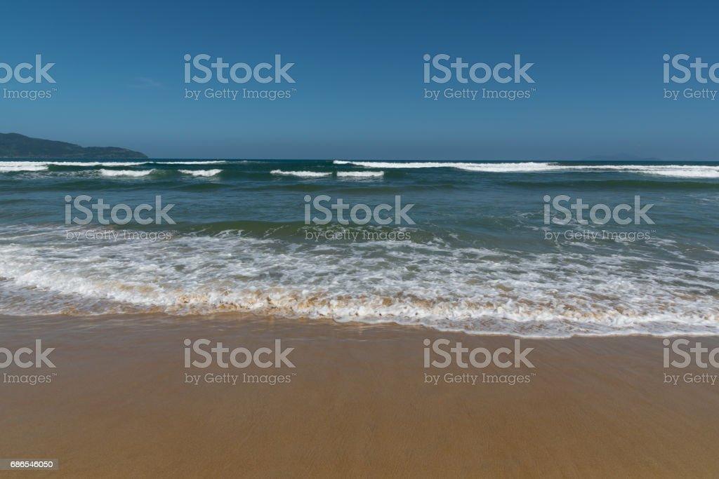 beach sunset zbiór zdjęć royalty-free