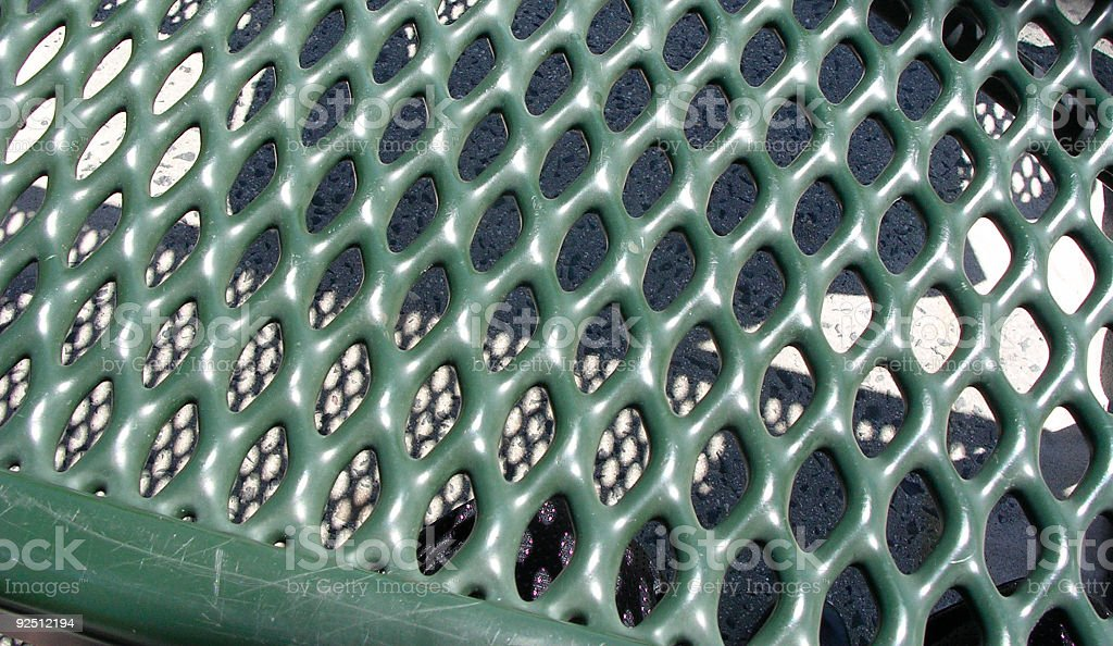 Beach Table Top Pattern stock photo