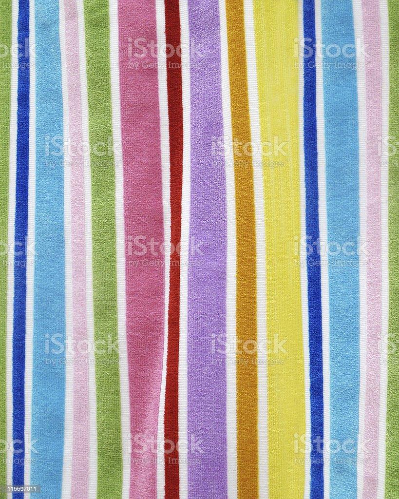 Beach Towel Background stock photo