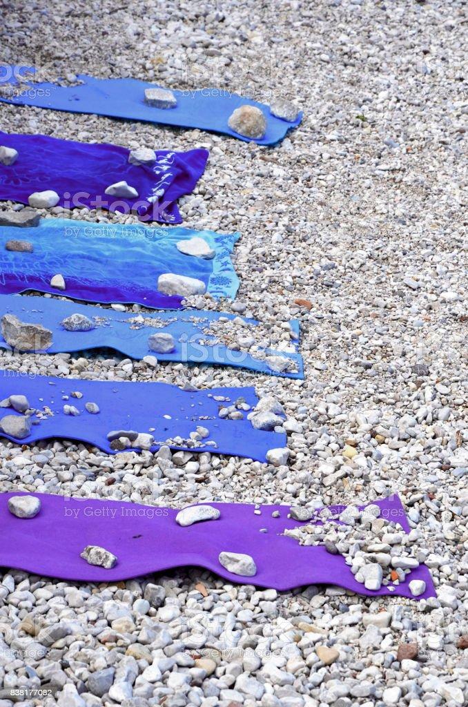 Strandtücher – Foto