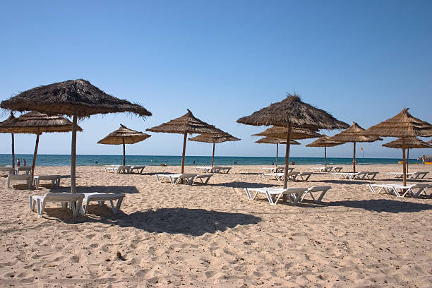 Beach, Tunisia圖像檔