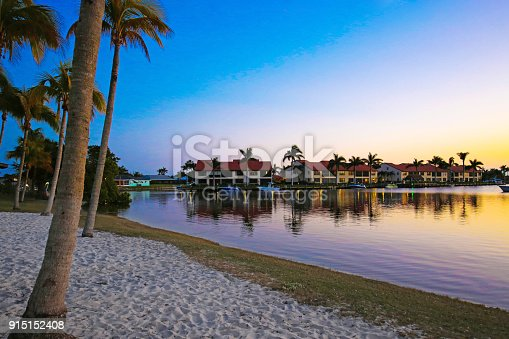beach park in Cape Coral FL