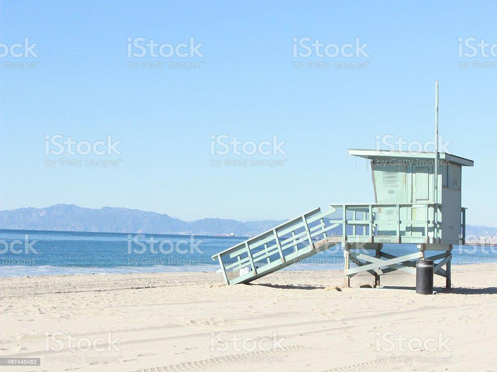 Z widokiem na plażę – zdjęcie