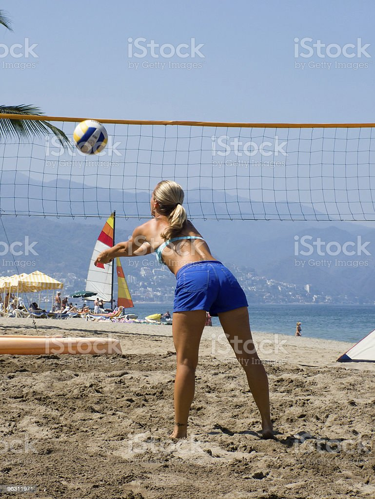 Nude volleyball foto 54
