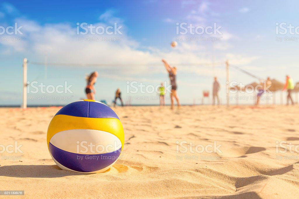 beach-volley - Photo
