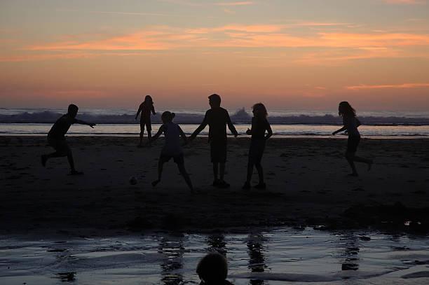 Beachball stock photo