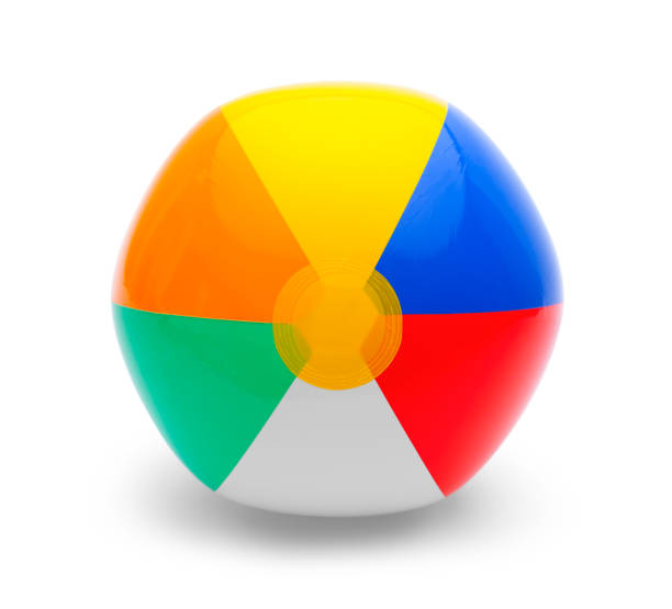 beachball - beach ball stock photos and pictures
