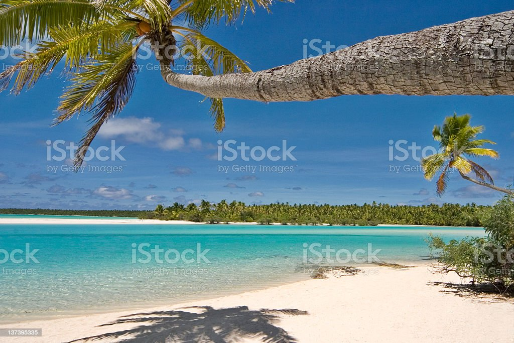 Beaches in Paradise royalty-free stock photo