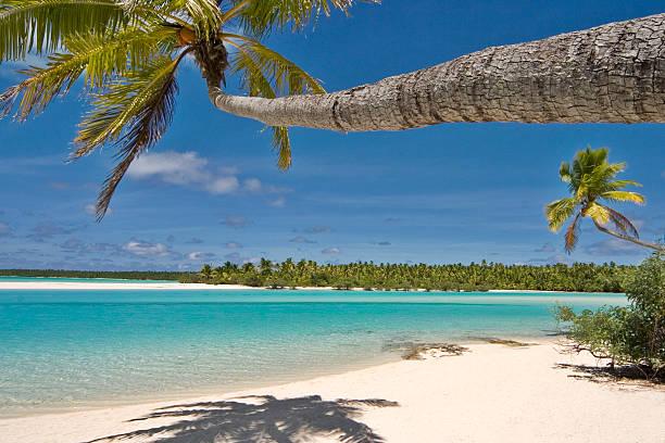 Beaches in Paradise stock photo