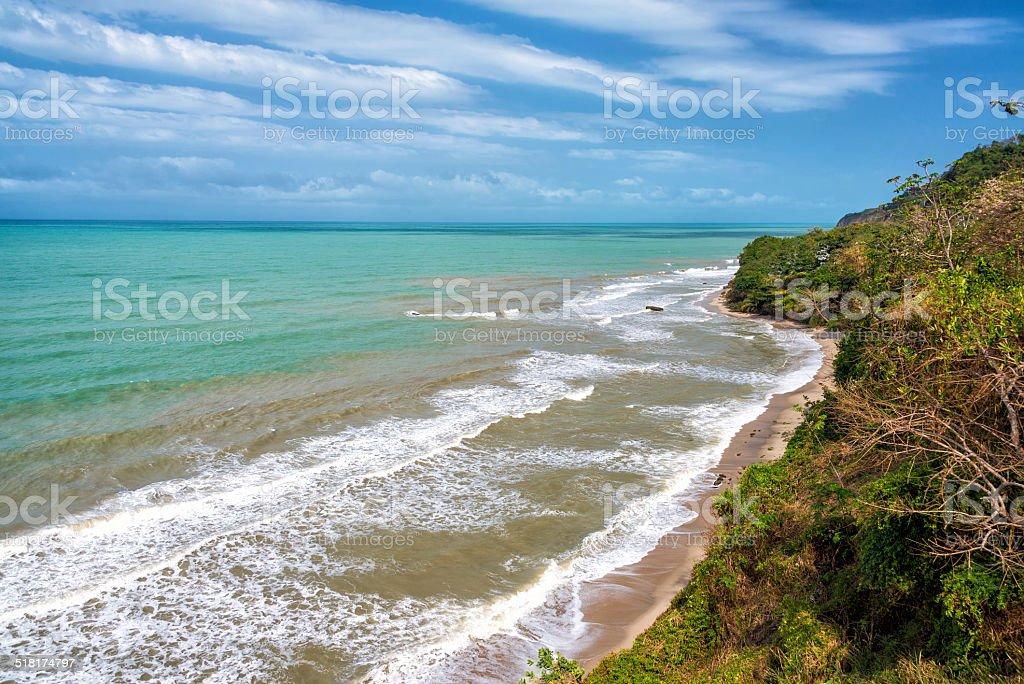 Beaches Near Palomino stock photo