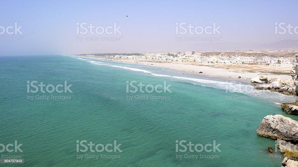 Strände von Oman – Foto