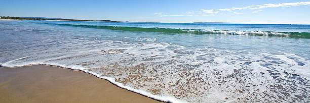 Beaches stock photo