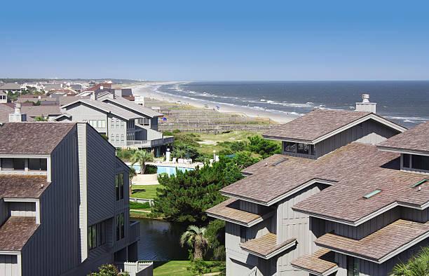 Beachfront Ferienhäusern – Foto