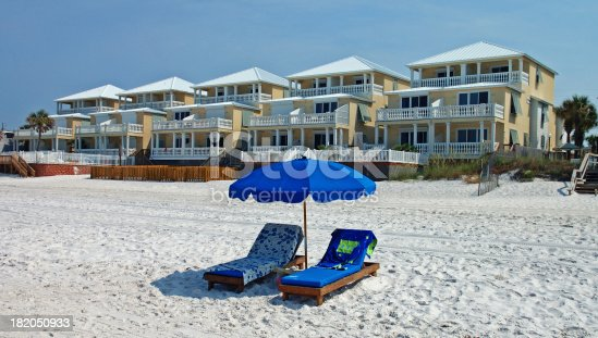 istock Beachfront Property 182050933