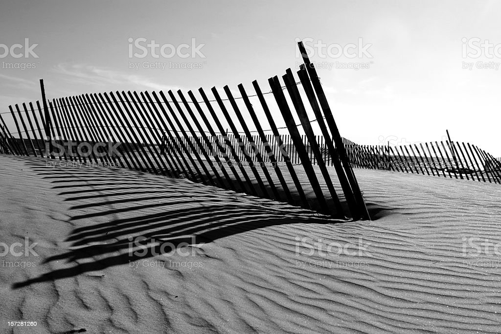 Beachscape royalty-free stock photo