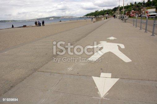 istock Beachside Walking Path 91939894