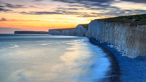 Beachy Head, England – Foto