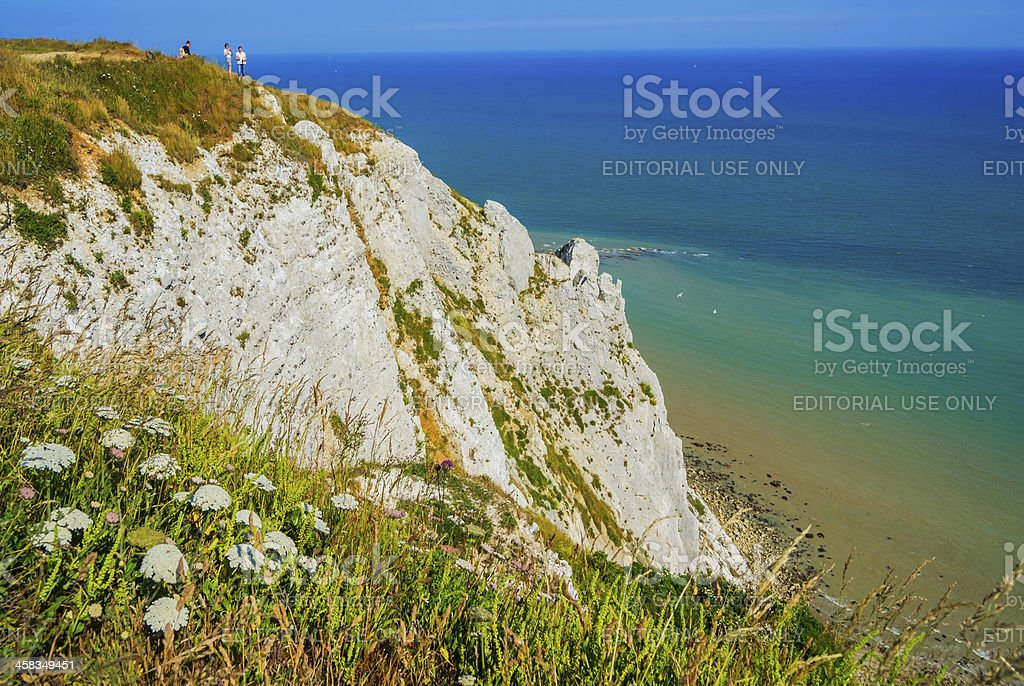 beachy head royalty-free stock photo
