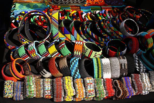 Beaded Souvenirs stock photo