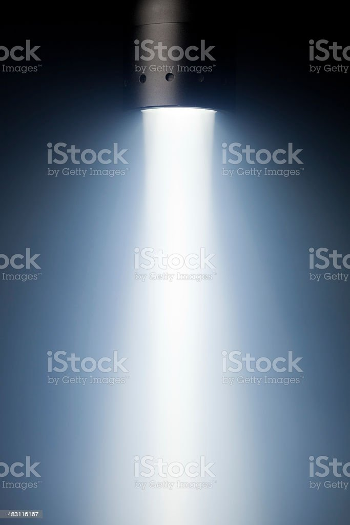 beam of light royalty-free stock photo