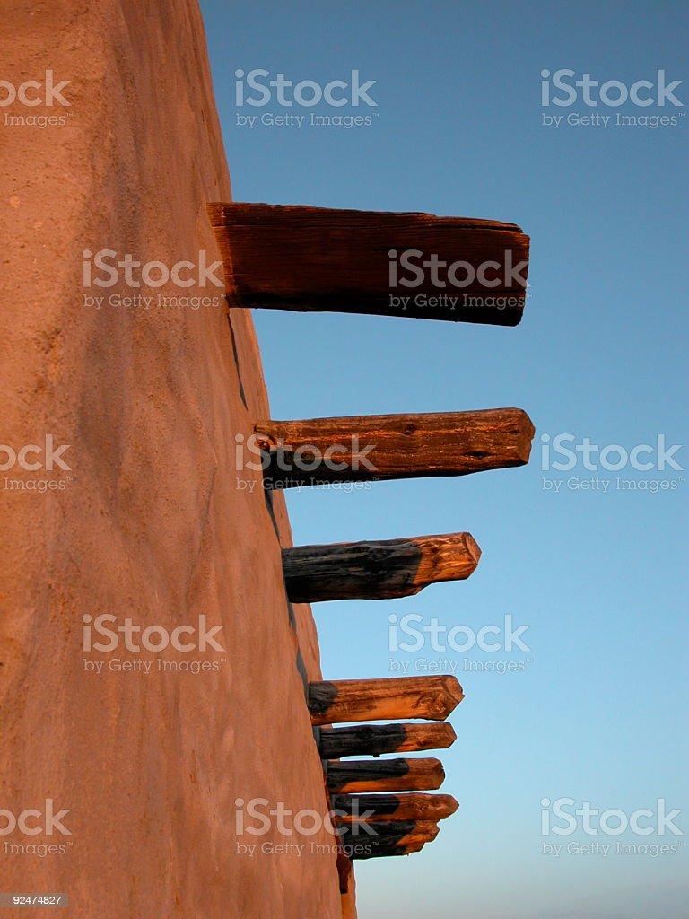 beams royalty-free stock photo